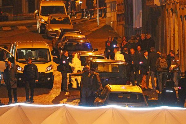 Deux jihadistes avaient été tués lors d'une opération de police en janvier 2015 à Verviers (B).