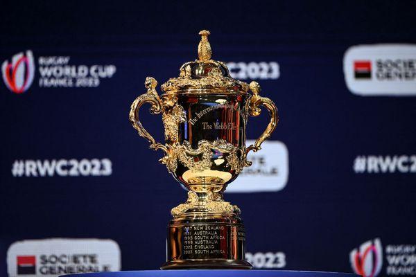 La Coupe du monde de rugby se déroulera en France du 8 septembre au 28 octobre 2023