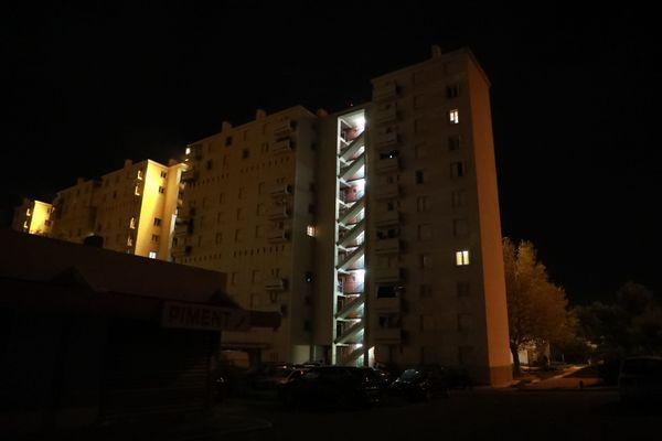 Illustration. Cité des Rosiers, Marseille XIVe arrondissement.