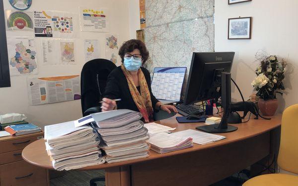 La Dr Françoise Dumay se charge d'assurer le suivi des cluster et de faire évoluer les recommandations concernant la prise en charge des malades et des cas contact.