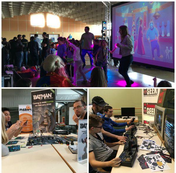 Un large panel pour tous les gamers au festival du jeu vidéo de Fegersheim