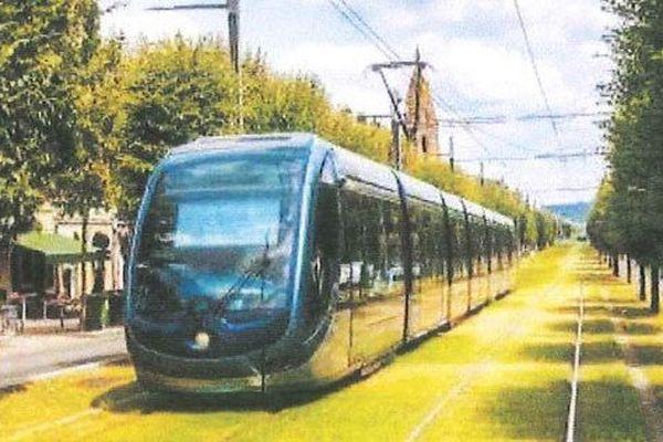 La photo est encore floue : le modèle du futur tramway sera choisi à la fin de cette année.