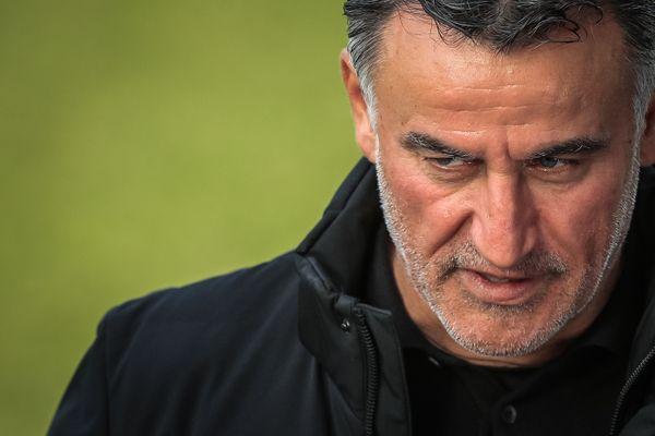 Christophe Galtier a été nommé entraîneur de l'OGC Nice avec effet immédiat.