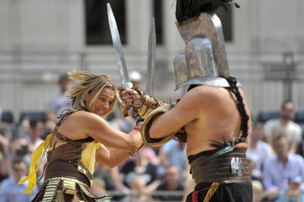 Un week-end romain est organisé à Besançon les 3 et 4 octobre 2020.