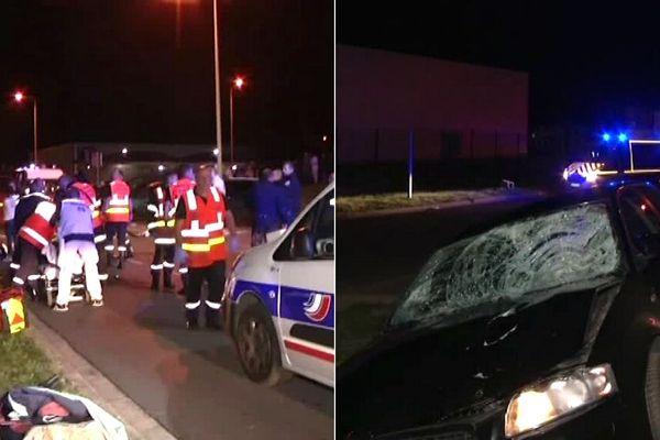 Au volant de son Audi A3, un jeune homme de 18 ans a foncé dans un groupe de personnes aux abords du Mix Bar, dans la nuit du 18 au 19 août à Cambrai.