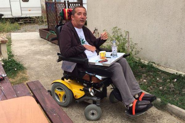 Laurent Puisais a cessé de s'alimenter depuis le 13 juillet dernier.