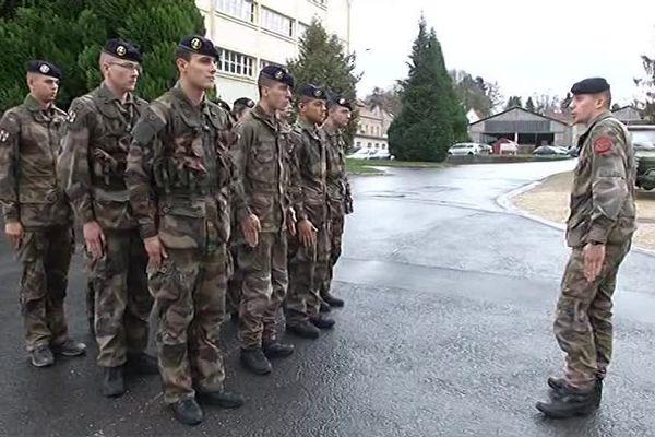 Des cas de COVID19 rapportés au 3ème régiment de Génie Militaire de Charleville-Mézières, photo archives.