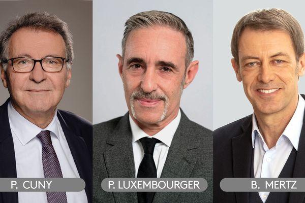 """En s'invitant à la dernière minute dans la campagne et en se posant en sauveur de la droite, Patrick Luxembourger est venu troubler une campagne qui s'annonçait """"pépère"""" à Thionville"""