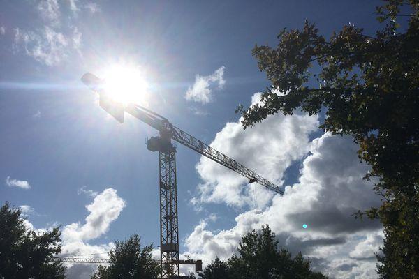 La Fédération du Bâtiment en Pays de la Loire annonce une baisse d'activité pour les années à venir.