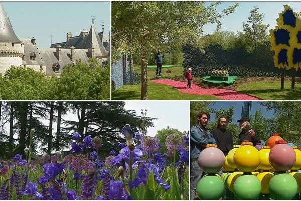 Si vous êtes passionnés de jardins, rendez-vous au domaine de Chaumont-sur-Loire jusqu'au 4 novembre 2018
