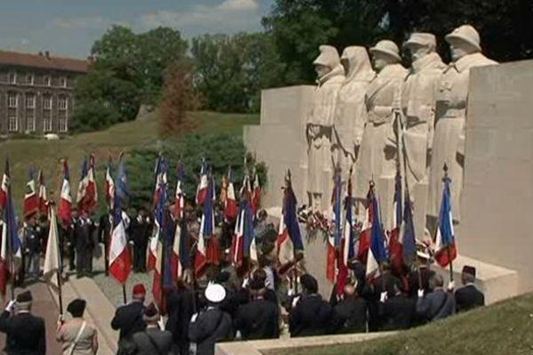 les 98 ans de la bataille de Verdun