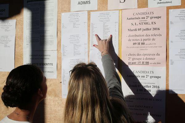 Chaque année, l'impatience grandit en attendant les résultats des examens du baccalauréat.