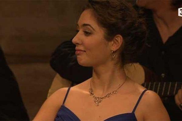 Festival d'Ambronay : Francesca Aspromonte interprète la canzona du Cecilia - vendredi 12 septembre