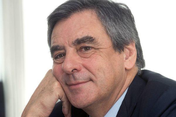 François Fillon le 24 mars 2017