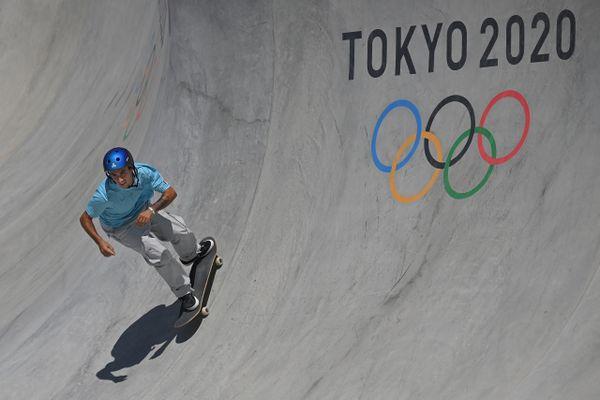 Le Marseillais Vincent Matheron a pris la 7ème place de la première finale du Park de l'Histoire des Jeux Olympiques