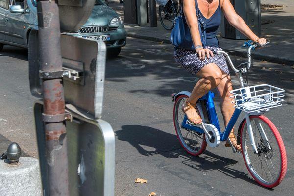 Le service de location de vélos électriques Oribiky s'arrête à Paris.