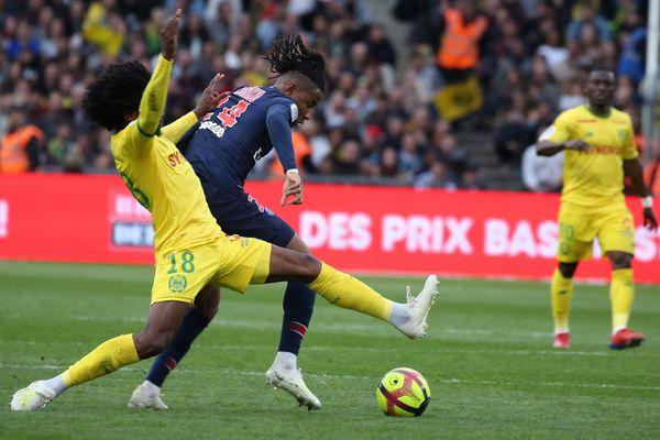 Les Nantais ont dominé le club phare de la Ligue 1. Une victoire que chacun apprécie du côté des Canaris et de leurs supporters.