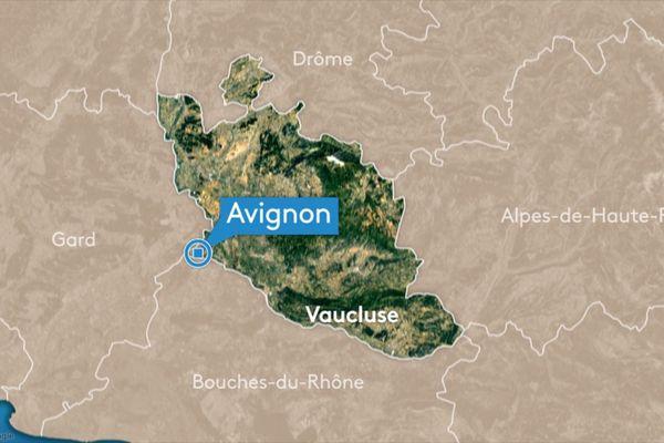 Mort d'un jeune homme de 22 ans sur la route de Lyon à Avignon ce dimanche matin.