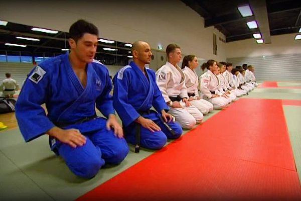 Le club de judo de Montbéliard comprend quarante athlètes de haut niveau
