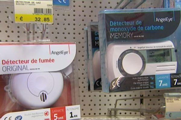 Le détecteur de monoxyde de carbone peut sauver des vies, comme le détecteur de fumée