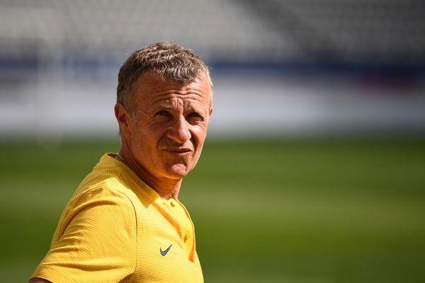 Patrice Lair nouvel entraîneur de l'En Avant de Guingamp