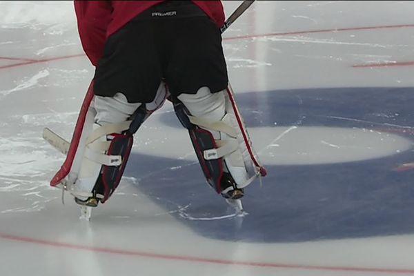 Angers IceParc, la nouvelle patinoire des ducs d'Angers