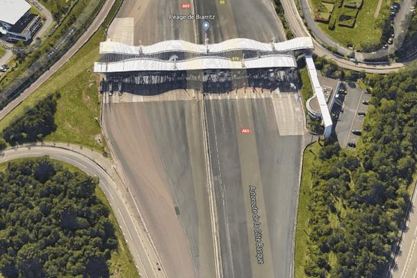 Les deux octogénaires ont fait demi-tour sur l'A63 au niveau du péage de Biarritz avant d'effectuer 20 km à contresens.