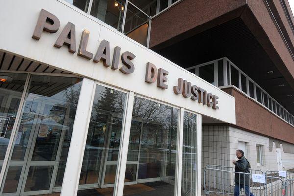 Le palais de justice d'Albertville - Photo d'illustration