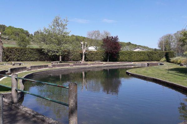 La pisciculture de Cousances-aux-Bois