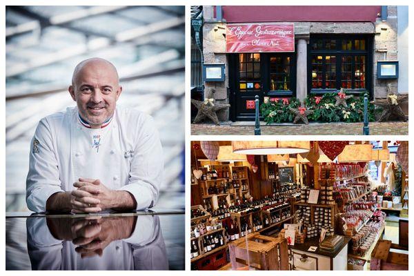 Olivier Nasti a créé une épicerie gastronomique pour continuer de travailler pendant le confinement
