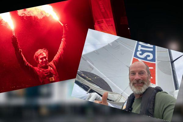 37 jours après Charlie Dalin, le premier à avoir passer la ligne d'arrivée, Ari Huusela clôturera le Vendée Globe 2020/2021
