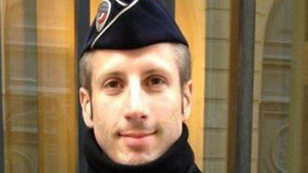 Xavier Jugelé, le policier tué à Paris le 20 avril 2017