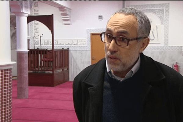 """Pour Abdenacer Zerrouky, président association islamique et culturelle du Calvados, """"la religion ne s'identifie pas au terrorisme"""""""