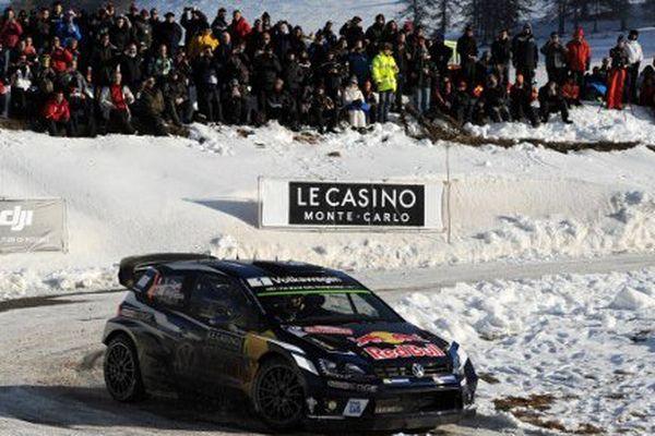 Le gapençais sur les pistes d'Ancelles, une première dans l'histoire de ce Rallye