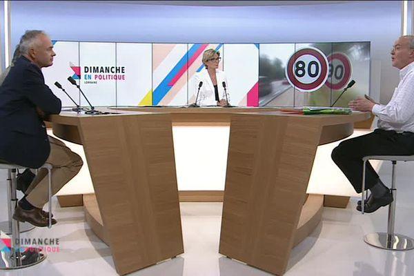Dimanche en politique : limitation de vitesse à 80 km/h sur les axes secondaires