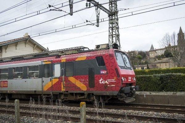 TER et TGV vont pouvoir circuler à peu prés normalement à partir du samedi 17 novembre entre Carcassonne et Narbonne.