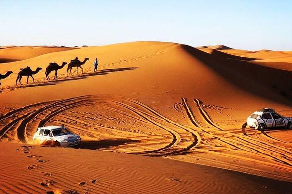L'édition 2019 fera la part belle aux dunes Marocaines