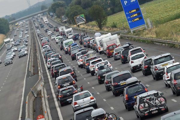 Pont de l'Ascension : le trafic s'annonce chargé sur les routes à partir du mercredi après-midi, notamment en Auvergne Rhône-Alpes