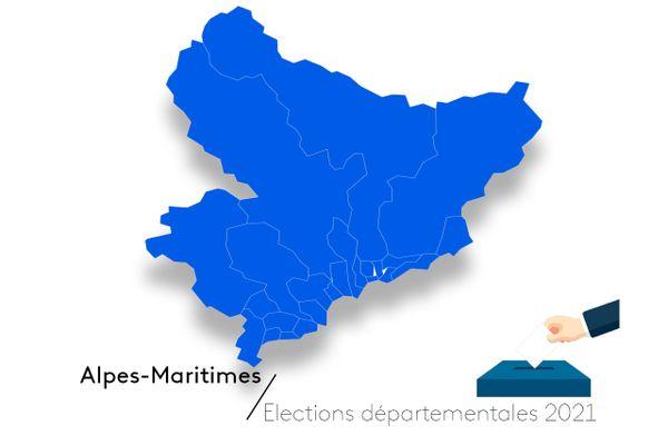 Elections départementales dans les Alpes-Maritimes, qui pour succéder à Charles Ange Ginésy (LR), le président sortant.