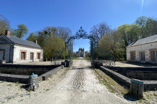 Un domaine historique, bâti par Mansard en 1660, où le Château a été occupé durant la seconde guerre mondiale par les Allemands.
