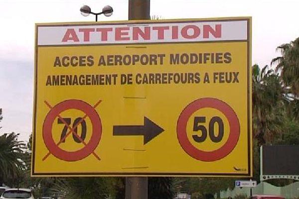 Changements significatifs de circulation au Terminal 1 de l'Aéroport Nice.
