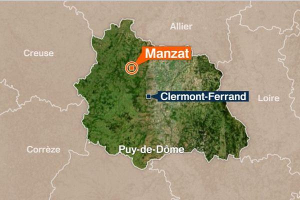 Un employé municipal de Manzat (63) meurt écrasé par une benne. Il était vraisemblablement en train d'effectuer des réparations sur l'engin.