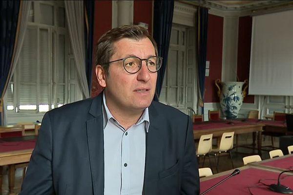 Alain Chrétien le 21 septembre 2018.