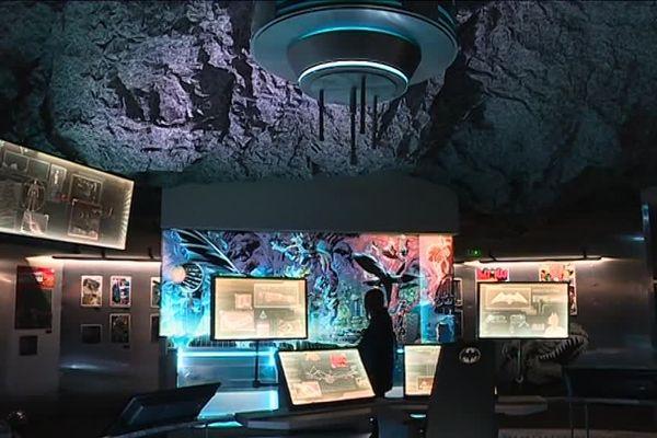 Avec 600m2, l'exposition dédiée à Batman est la plus importante jamais organisée au FIBD.
