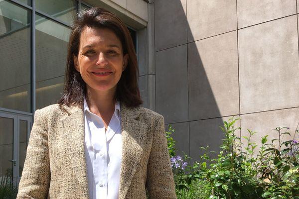 Christelle Morançais, présidente LR du Conseil régional des Pays de la Loire