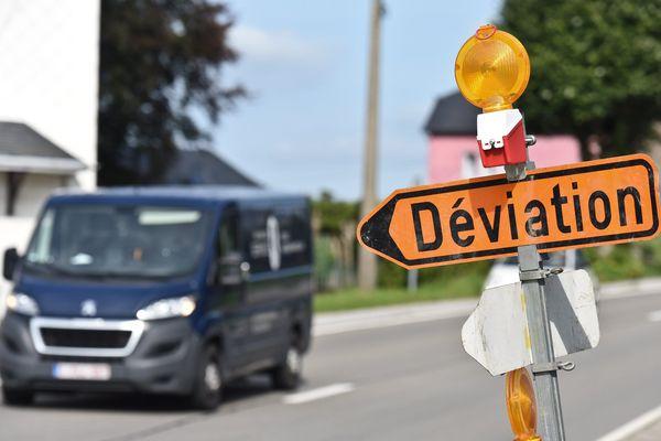 Dans l'Allier, la circulation sera modifiée dans le secteur de Montmarault sur l'A71 et la RCEA du 20 au 24 janvier. (Photo d'illustration)