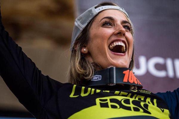 Myriam Nicole désignée sportive de l'année 2017