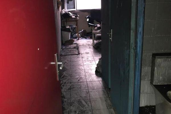 Le sinistre s'est déclaré vers 7 heures ce mercredi 30 décembre, dans un immeuble de 5 étages, situé près de la gare de Montpellier.