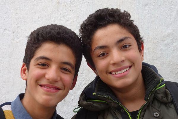 La jeunesse de Kairouan