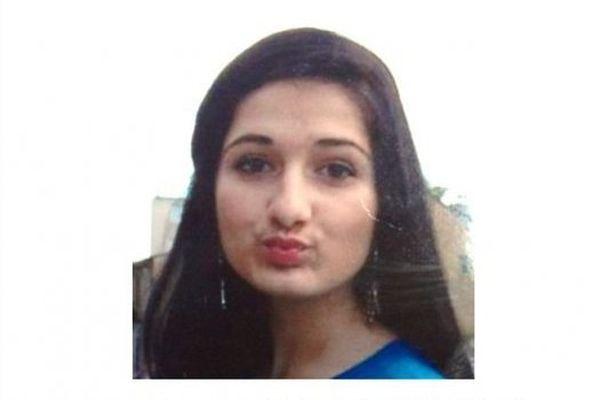 La photo de la jeune femme, diffusée lors de sa disparition le 22 décembre